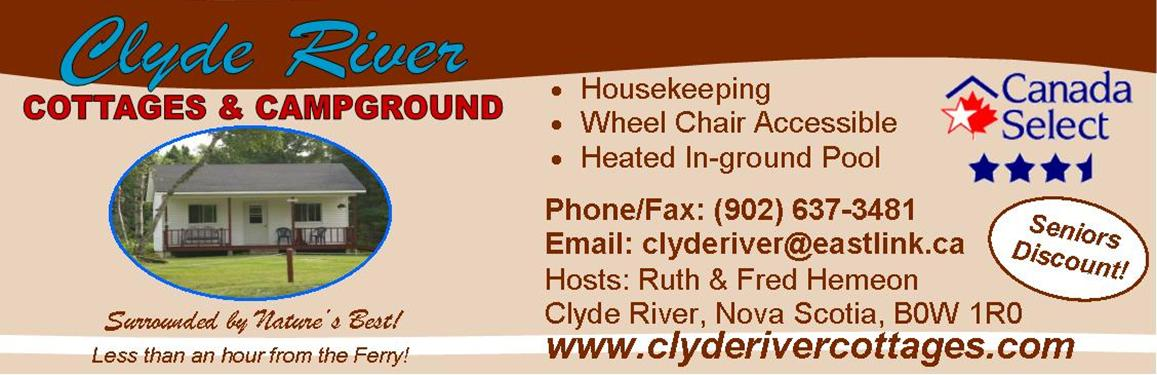 Clyde River Cottages Ad 2015 Final