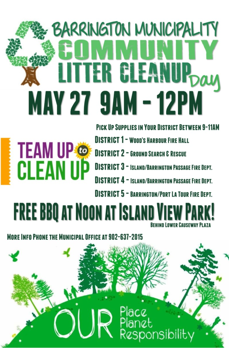 Community Litter Cleanup web