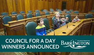 Council for a Day Winners Announced