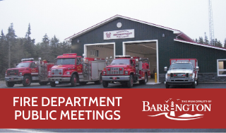 Fire Department Public Meetings