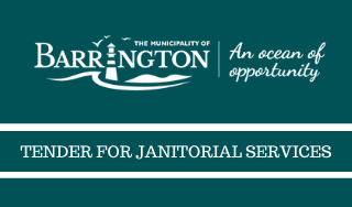 Tender for Janitorial Services