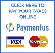 Click Here to Pay your taxes online - Paymentus